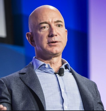 Jeff Bezos : Amazon CEO
