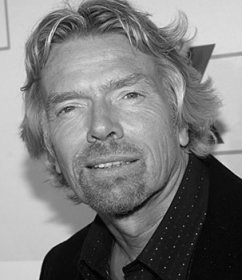 Richard Branson : CEO Virgin