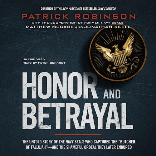 Honor And Betrayal Patrick Robinson