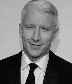 Anderson Cooper : Geo-Political Speaker