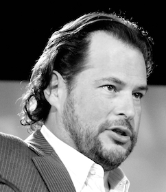 Marc Benioff : Salesforce.com