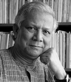 Muhammad Yunus : A Revolutionary
