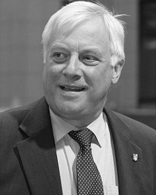 Chris Patten Speaker
