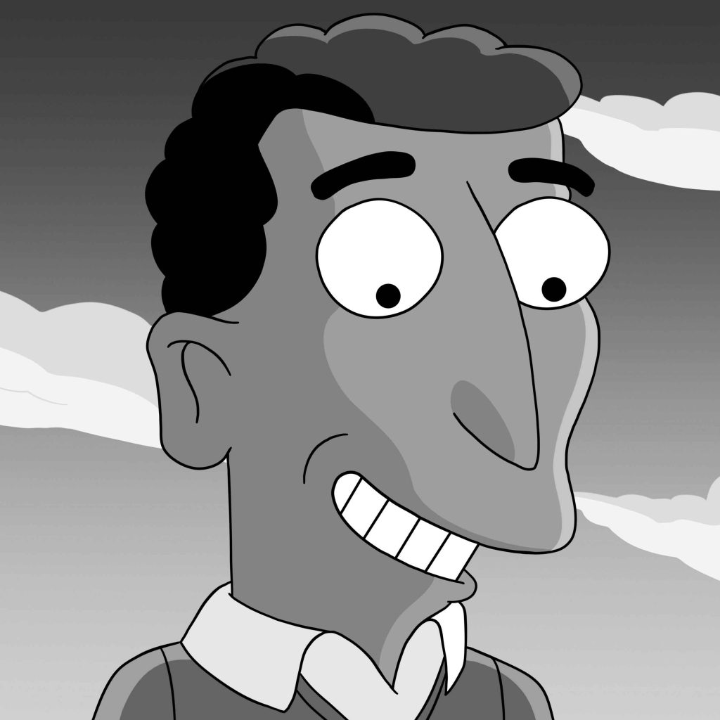 Mike Reiss : The Simpsons