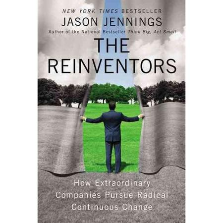 'The Reinventors' – Jason Jennings