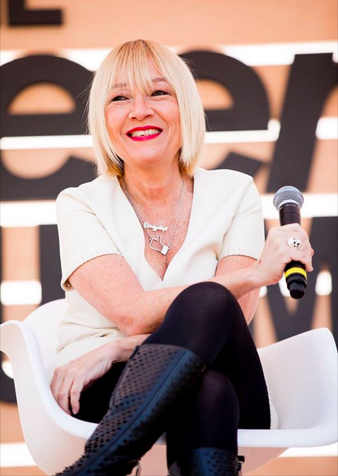 Cindy Gallop : Brand & Business Innovator