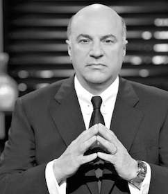 Kevin O'Leary : Shark Tank
