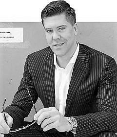 Fredrik Eklund: Real Estate Broker
