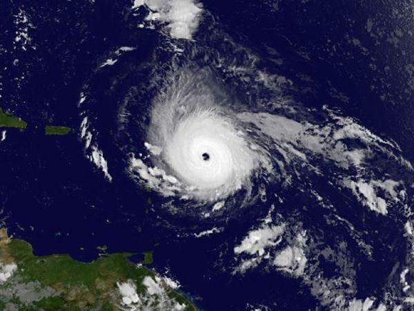 Richard Branson : Hurricane Irma