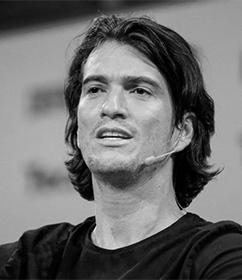 Adam Neumann: WeWork